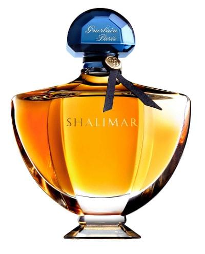 Guerlain Shalimar perfume bottle