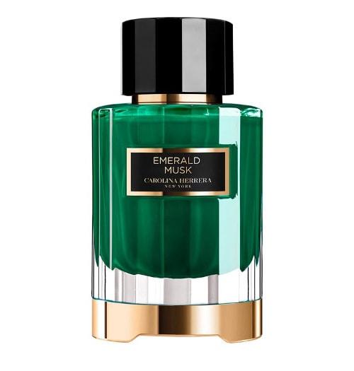 Emerald Musk Eau de Parfum by Carolina Herrea