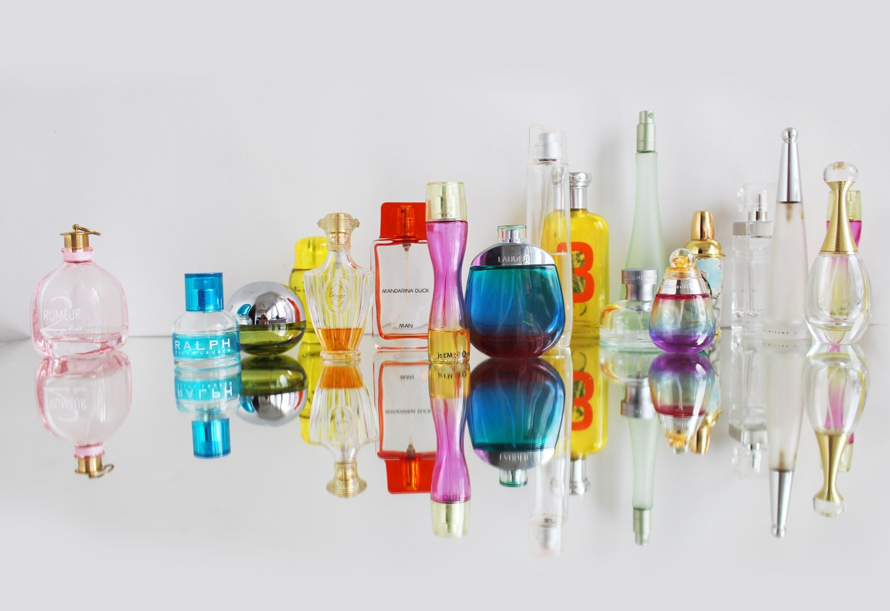 How to Layer Perfumes