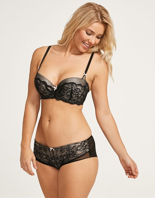 Lingerie For Diamond Body Shape