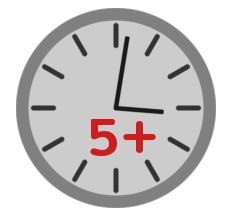 Longevity 5 Hours