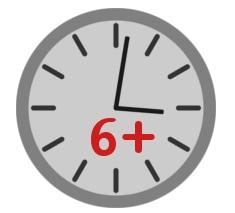 Longevity 6 Hours