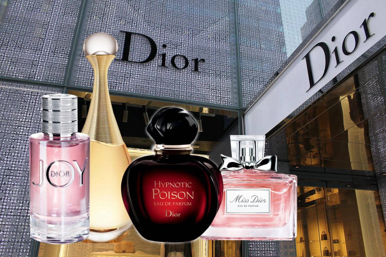 Best Dior Perfumes Of All Time