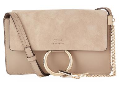 Chloé Small Faye Flap Bag