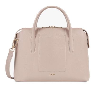 Furla Astrid Leather Satchel Bag