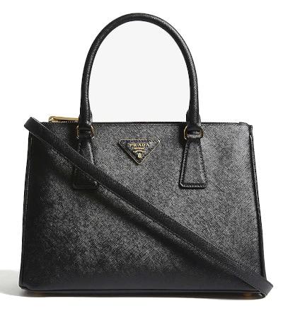 PRADA Galleria medium leather tote