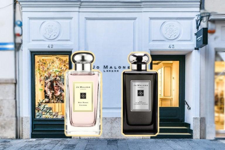 Jo Malone Perfumes That Last The Longest