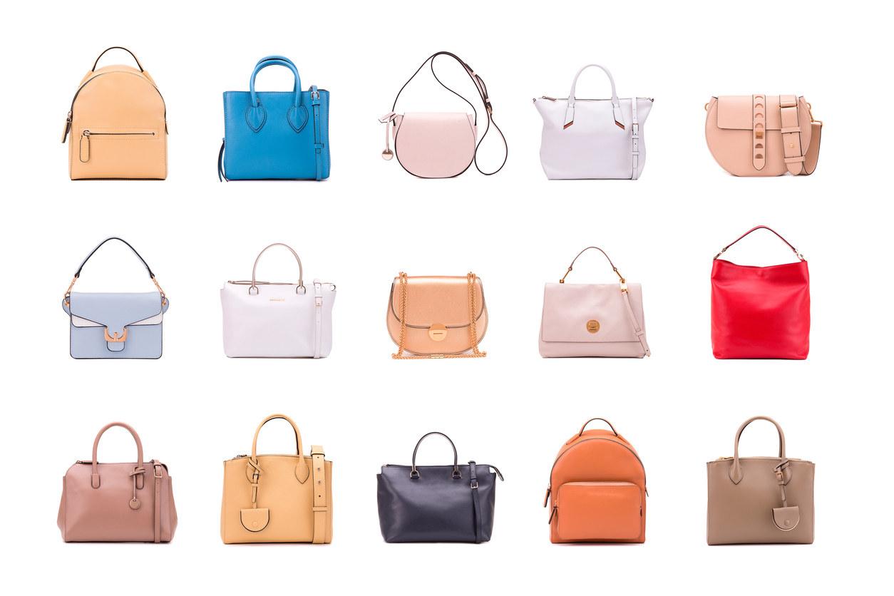 Most Popular Designer Handbag Types