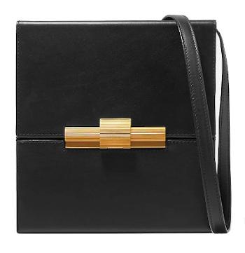 Bottega Veneta Daisey Leather Cross Body Bag