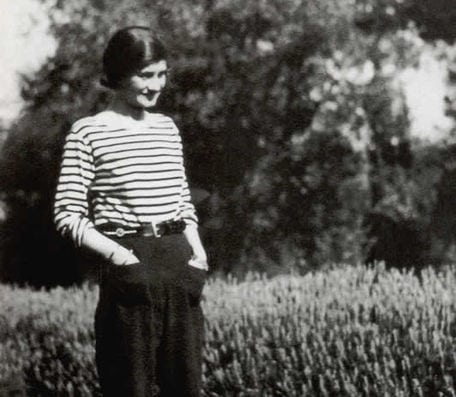 Photograph of Gabrielle Chanel