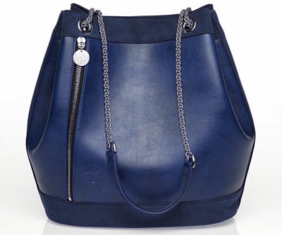 Colibri Blue Vesper cruelty free vegan handbag