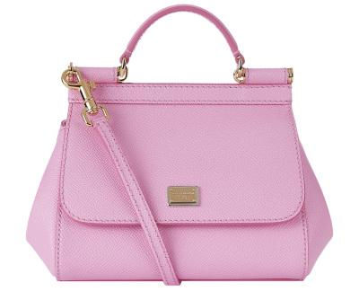 DOLCE & GABBANA Sicily Mini Top Handle Bag