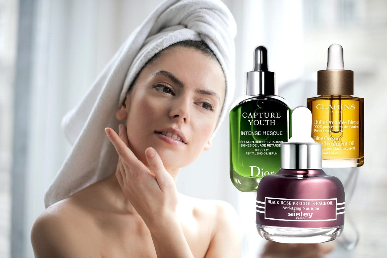 Best Facial Oils For Dry Mature Skin
