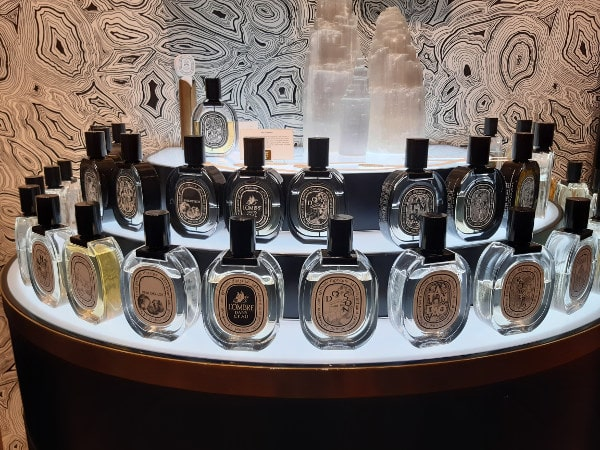 The Diptyque Store in London