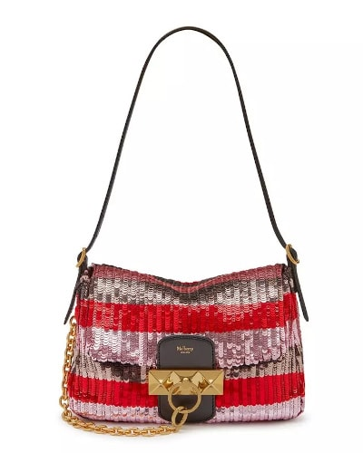 Keeley Sequined Mini Bag