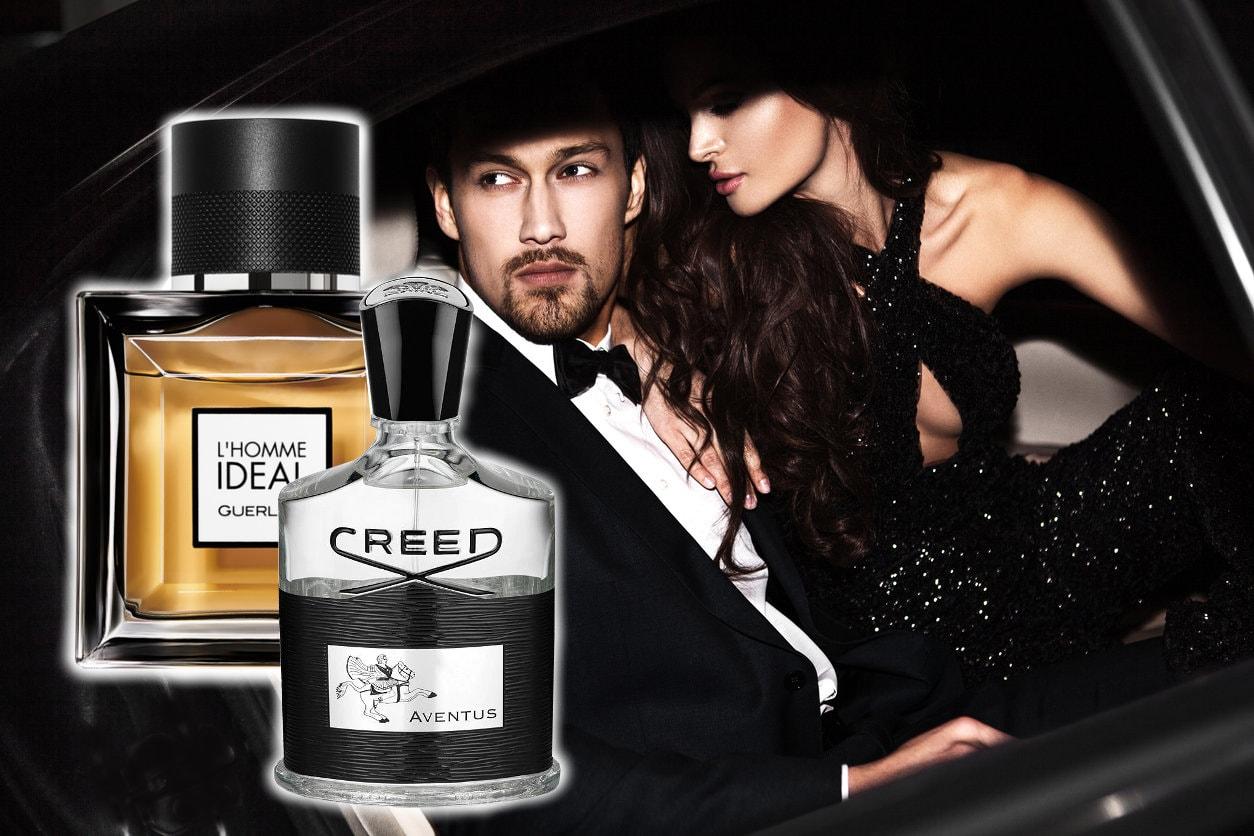Most Complimented Men's Fragrances