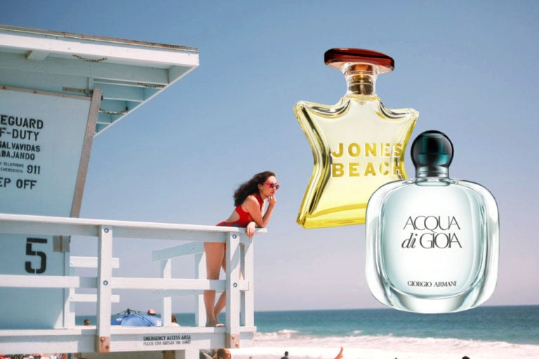 Perfumes That Are Perfect For The Beach