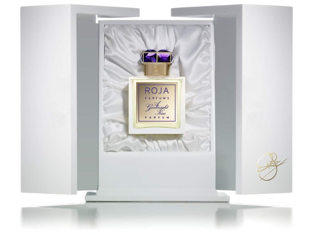 Some Roja fragrances are presented in incredible cases
