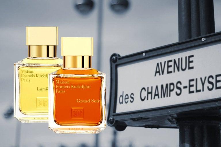 best Maison Francis Kurkdjian perfume for her