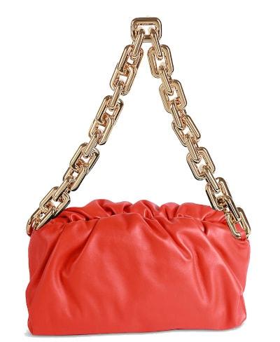 The Pouch Chain Bag - Bottega Veneta