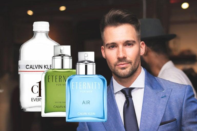 Best Calvin Klein Fragrances For Men