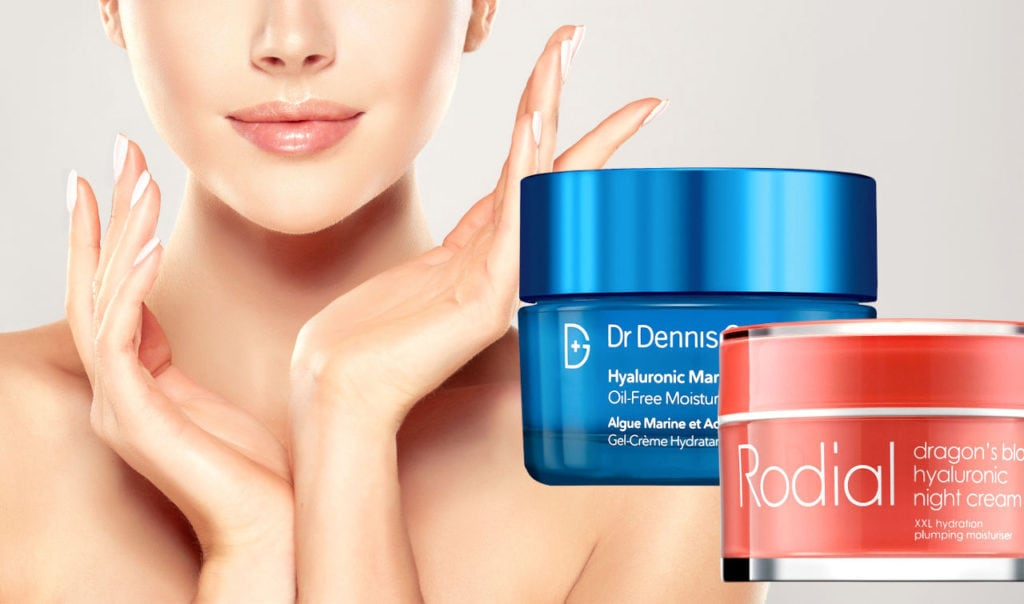 Best Face Creams With Hyaluronic Acid