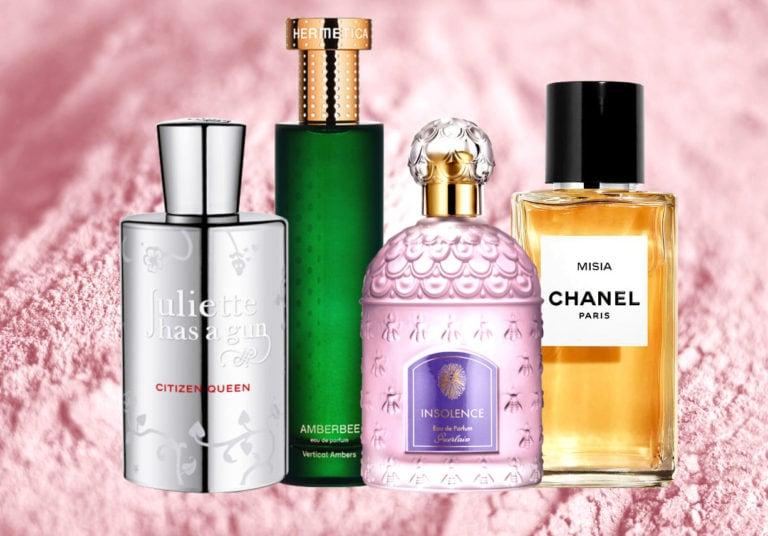 Best Powdery Perfumes For Women