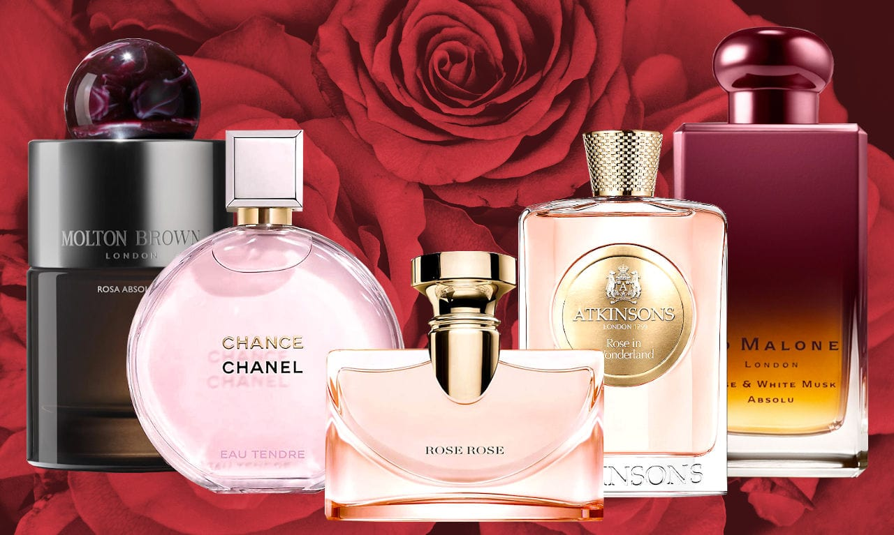 Best Rose Perfumes For Summer