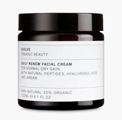 Organic Beauty Daily Renew Facial Cream - Evolve