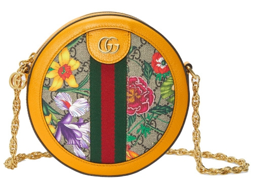 Gucci - Ophidia GG Flora Bag