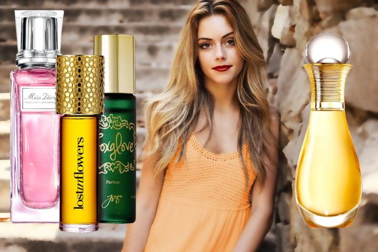 11 Best Rollerball Perfumes