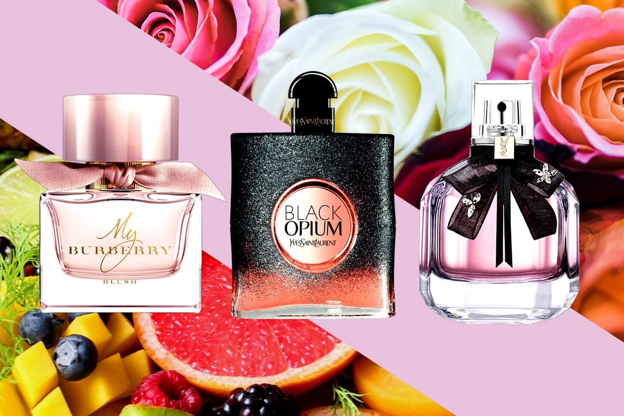 Best Fruity Floral Perfumes