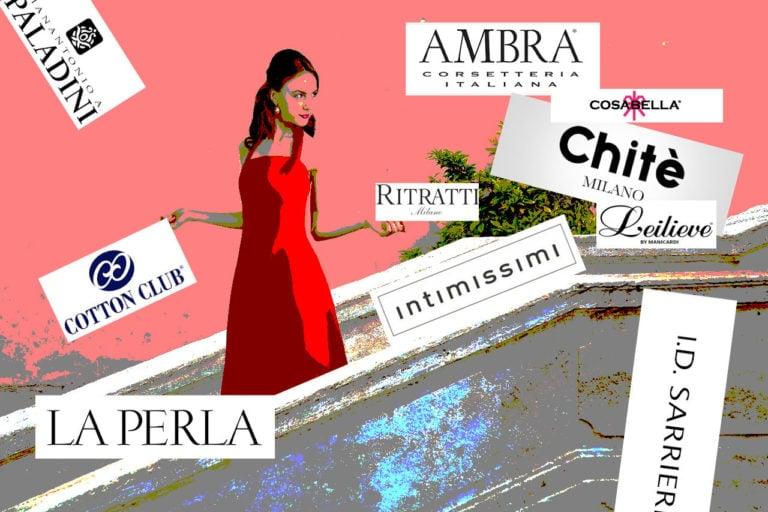 Best Italian Lingerie Brands