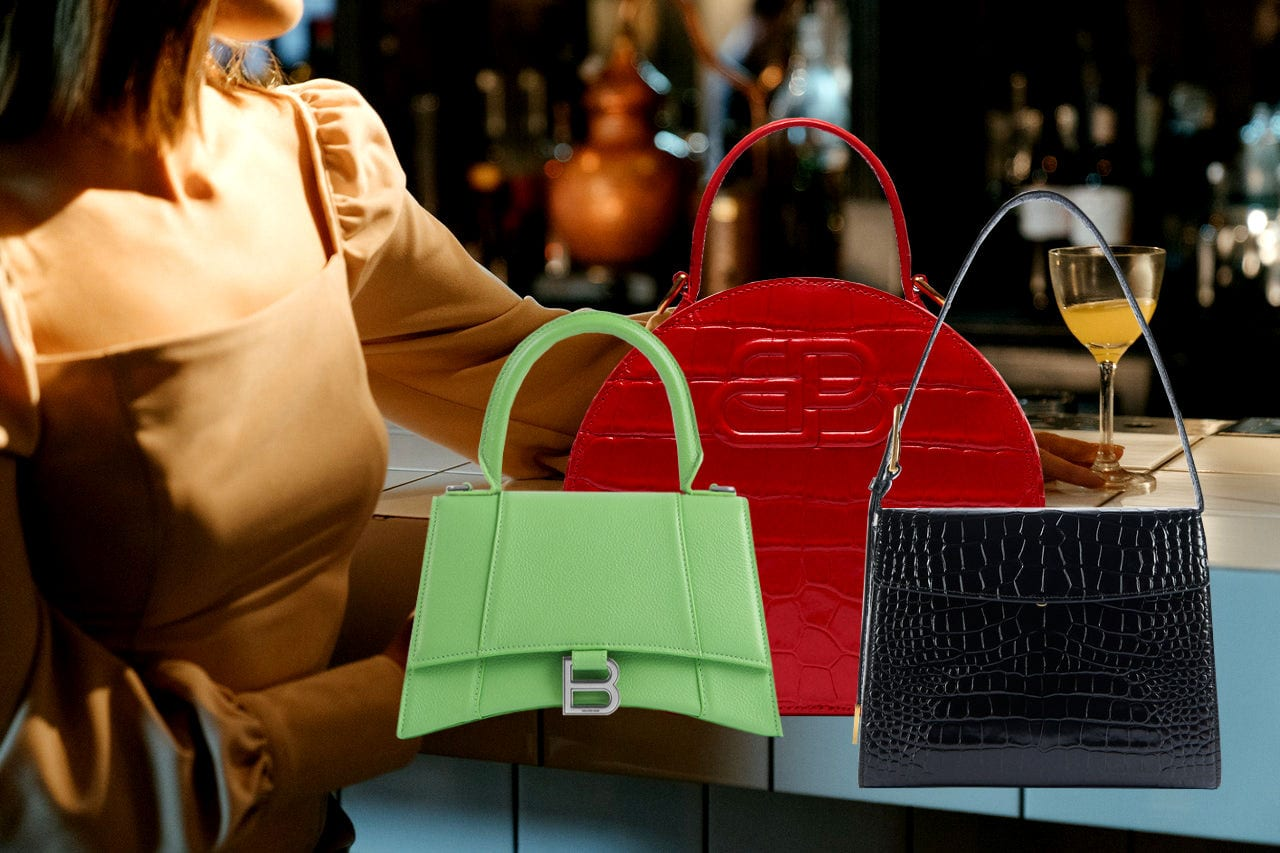 pestaña después del colegio Ashley Furman  11 Most Popular Balenciaga Bags | Viora London