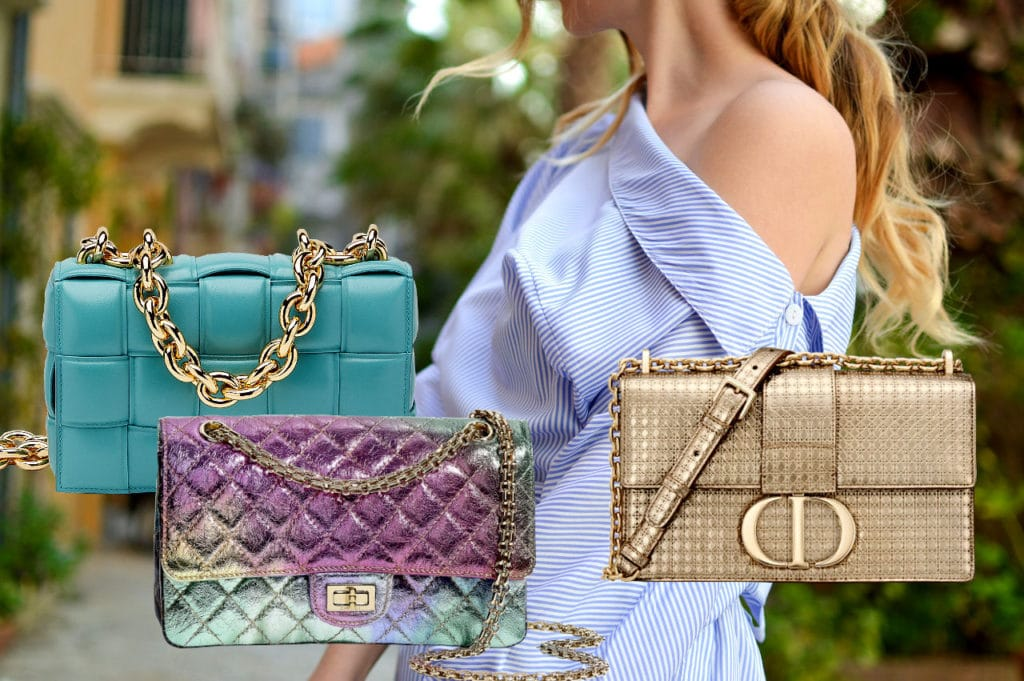 12 Designer Bags With Chain Straps