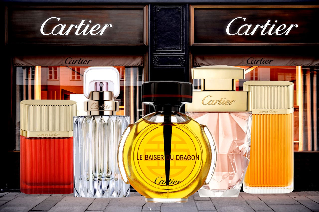 Best Cartier Perfumes For Her