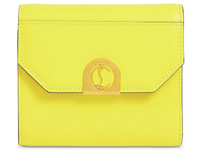 Elisa Compact Wallet - CHRISTIAN LOUBOUTIN