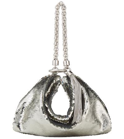 Jimmy Choo - Callie Chain Strap Clutch Bag