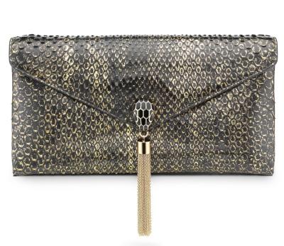Serpenti Evening Clutch Bag