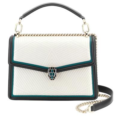 Serpenti Diamond Blast Shoulder Bag