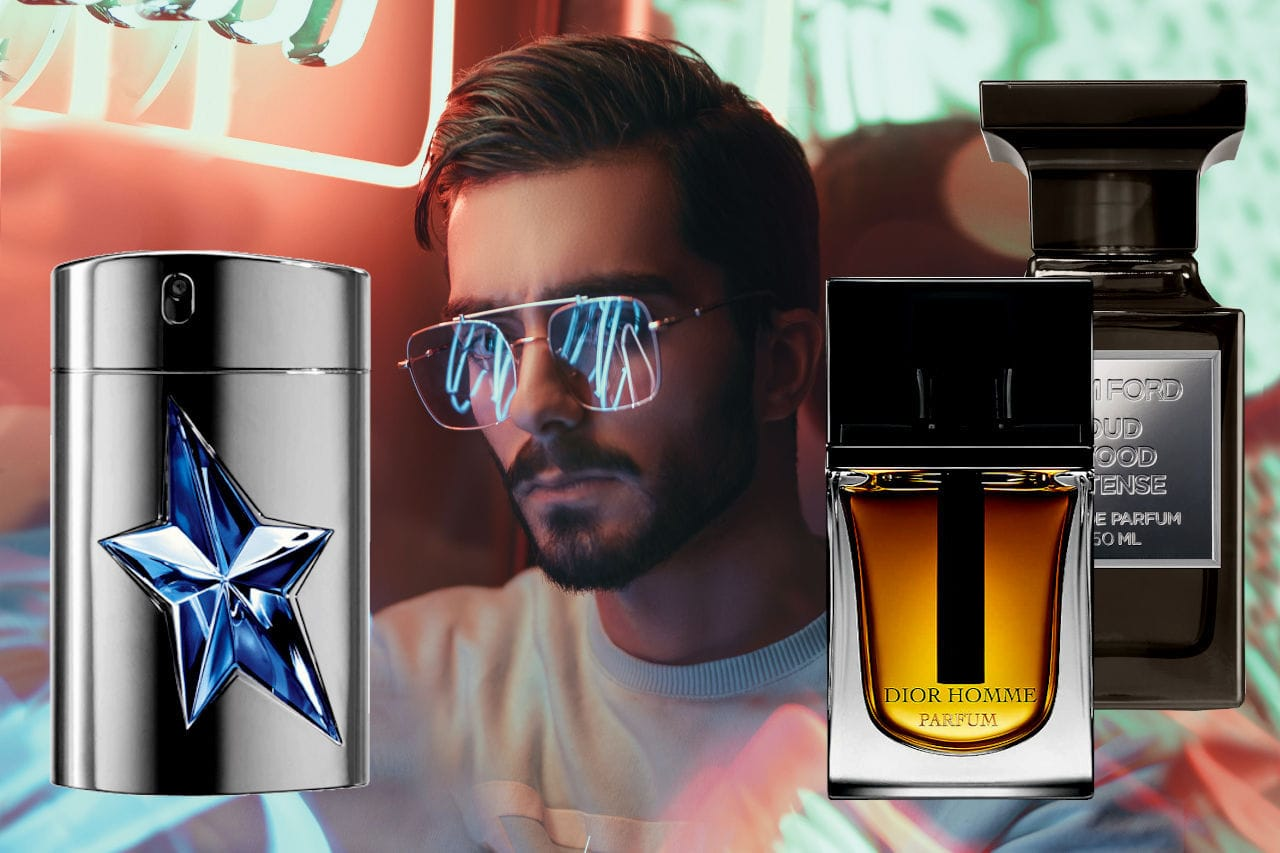 10 Best Mens Fragrances For Sillage And Projection