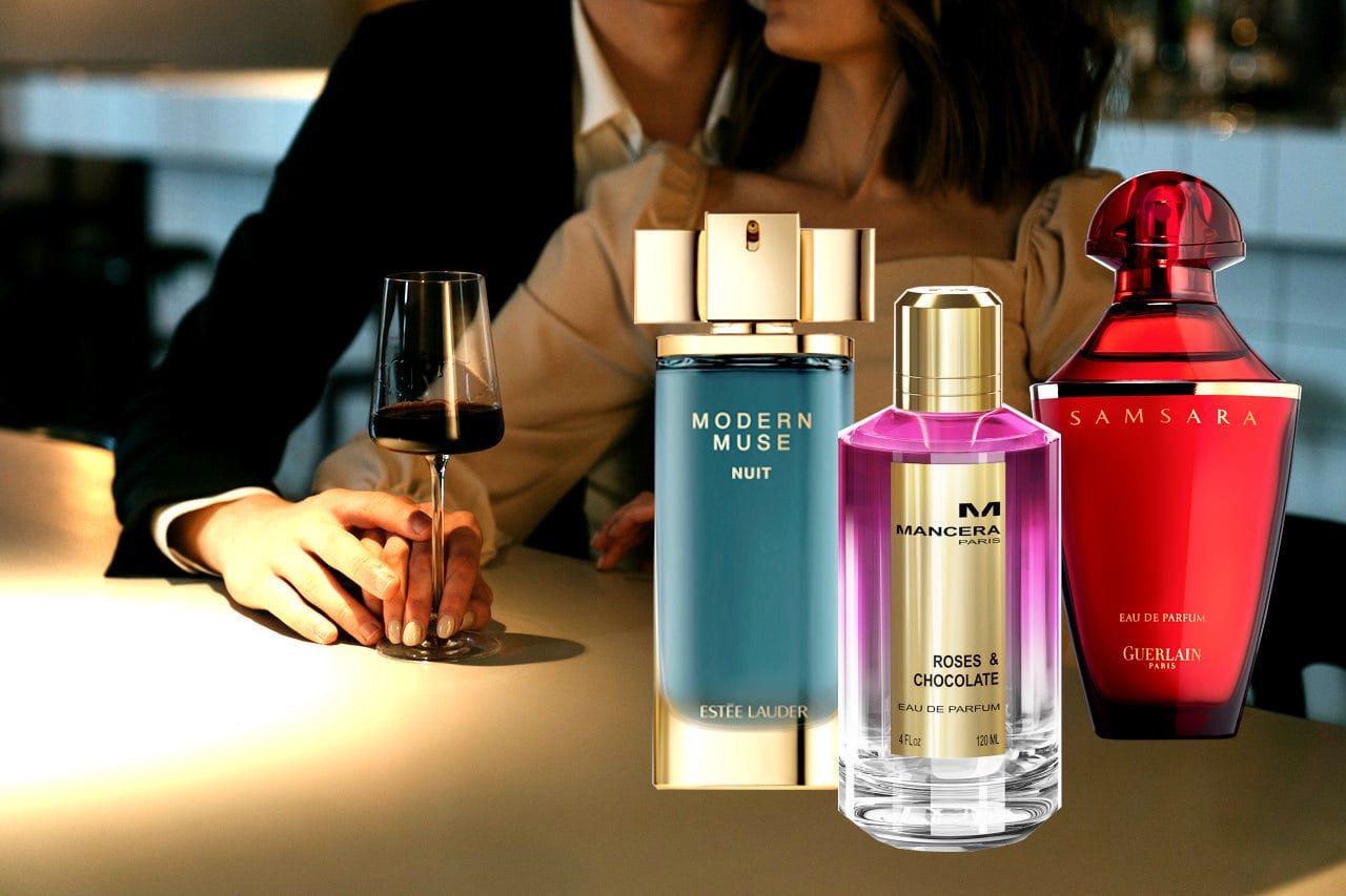 Best Perfumes To Attract a Man