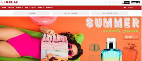 La Belle Perfumes Official Website