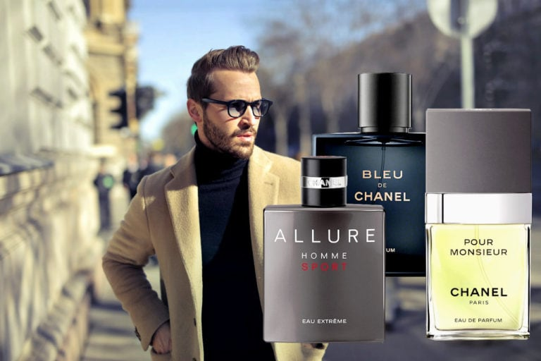 Top 10 Best Chanel Fragrances for Men