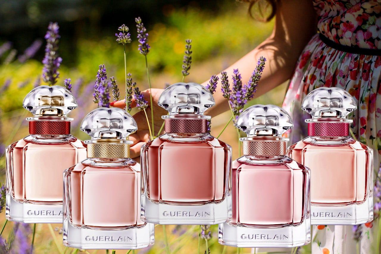 Mon Guerlain Perfume Collection Review