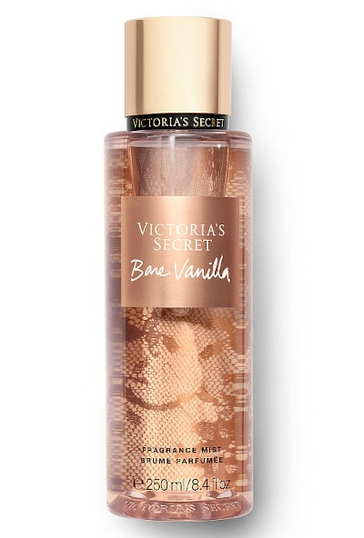 Victoria's Secret Bare Vanilla fragrance mist