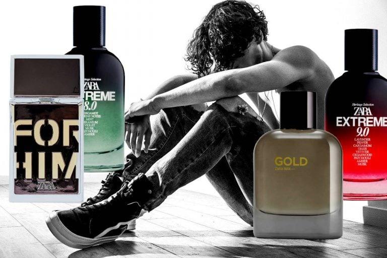 Best Zara Fragrances For Men