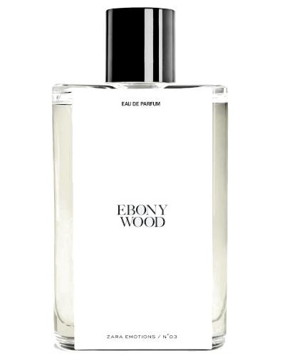 Zara Ebony Wood Eau de Parfum