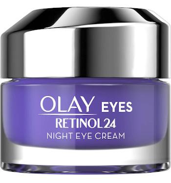 Retinol24 Night Eye Cream With Retinol & Vitamin B3 - Olay