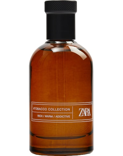 Zara Tobacco Collection Rich Warm Addictive Eau de Toilette